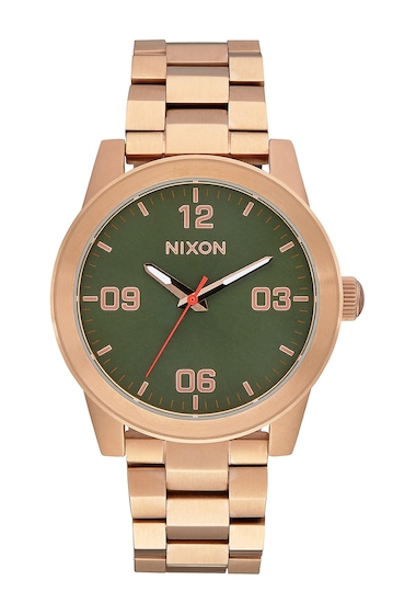 Ceasuri Femei Nixon Womens GI SS Watch 36mm RGGN