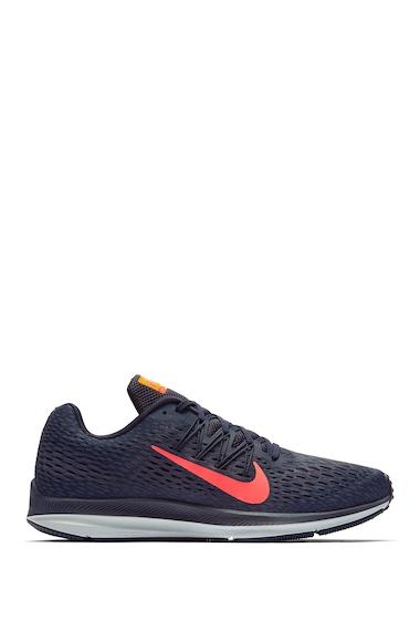 Incaltaminte Barbati Nike Zoom Winflo 5 Sneaker 402 BLCKBLFLHCRN