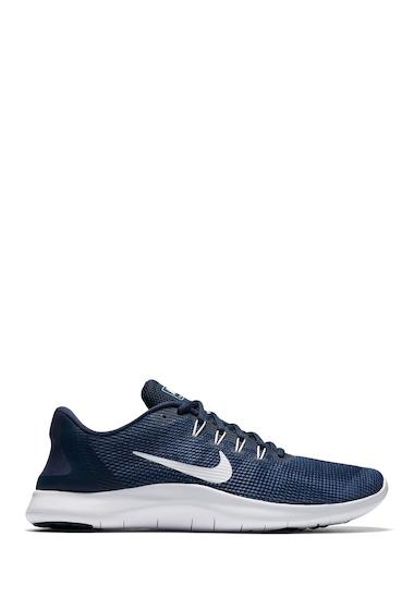 Incaltaminte Femei Nike Flex RN 2018 Sneaker 400 MNNAVYWHITE