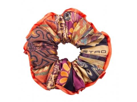 Accesorii Femei Tie Me Up Hair twist Tanglewood cu paspoil portocaliu Imprimeu portocaliu maro magenta mustar