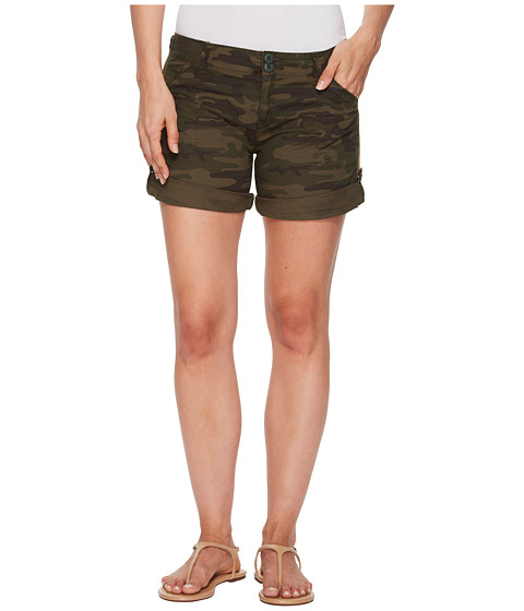 Imbracaminte Femei Sanctuary Wanderer Shorts Mother Nature Camo