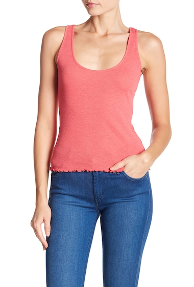 Imbracaminte Femei Abound Solid Racerback Tank Top RED CHATEAUX