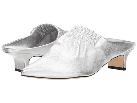 Incaltaminte Femei Sigerson Morrison Marie Silver Buttery Leather