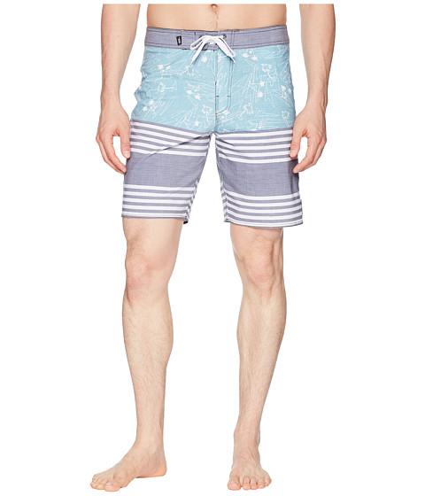 Imbracaminte Barbati Vans Era Tri-Blend Boardshorts Dress Blues Island Beach