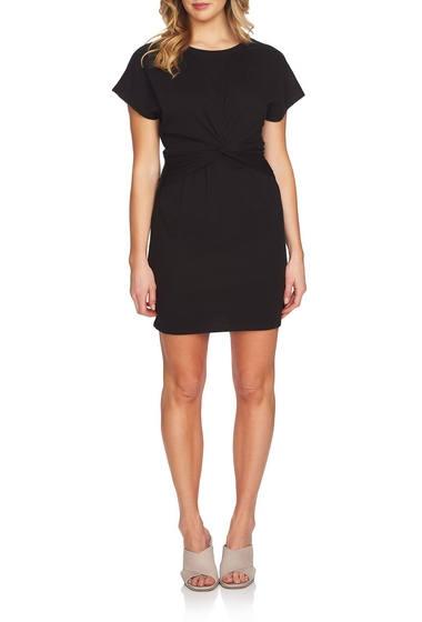 Imbracaminte Femei 1State Twist Body-Con Dress RICH BLACK