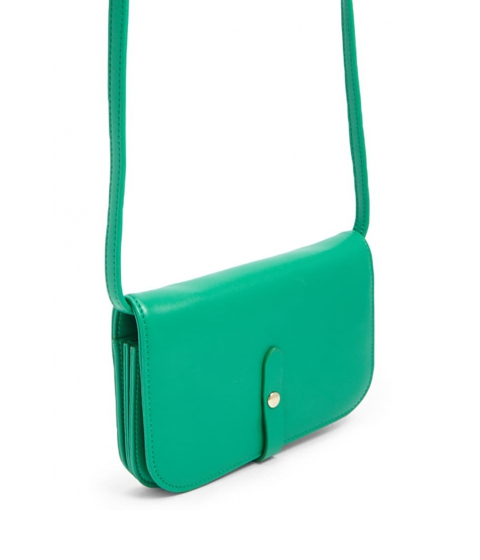Genti Femei Forever21 Structured Crossbody Bag GREEN