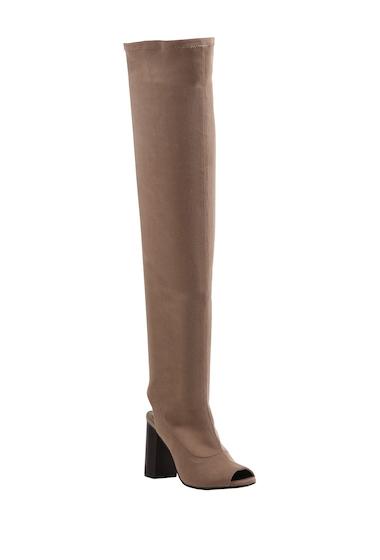 Incaltaminte Femei MIA Robyn Over-the-Knee Boot STONE STRE