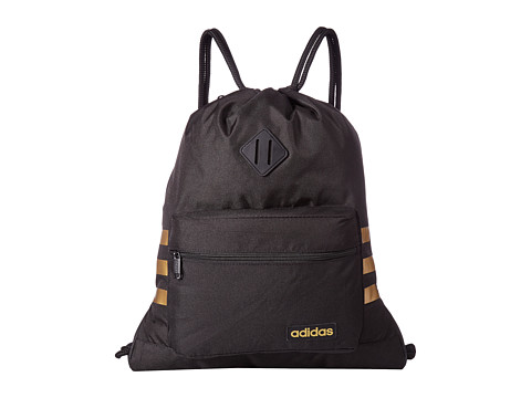 Genti Femei adidas Classic 3S Sackpack BlackGold