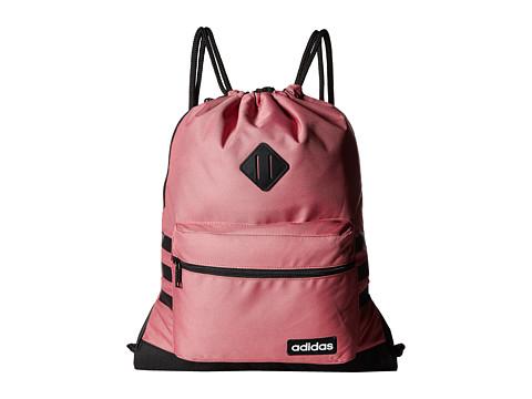 Genti Femei adidas Classic 3S Sackpack Clear OrangeBlackWhite