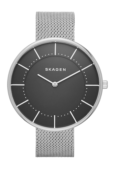 Ceasuri Femei Skagen Womens Gitte Mesh Bracelet Watch 38mm NO COLOR