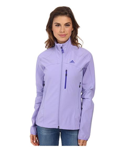Imbracaminte Femei adidas Outdoor Terrex Swift Soft Shell Jacket Light Purple