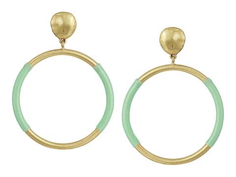 Bijuterii Femei Lucky Brand Wrapped Drop Earrings Gold