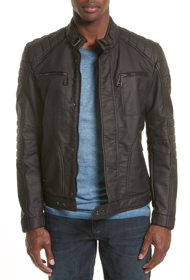 Imbracaminte Barbati Belstaff Weybridge Waxed Cotton Jacket BLK