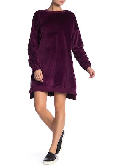 Imbracaminte Femei Solutions Velvet Pullover Dress PLUMPLUMR