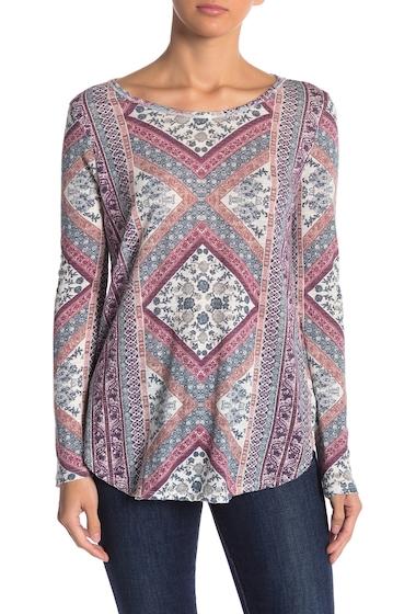 Imbracaminte Femei Lucky Brand Tapestry Blouse MULTI