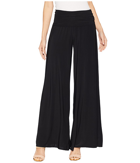 Imbracaminte Femei NICZOE Feel Good Pants Black Onyx