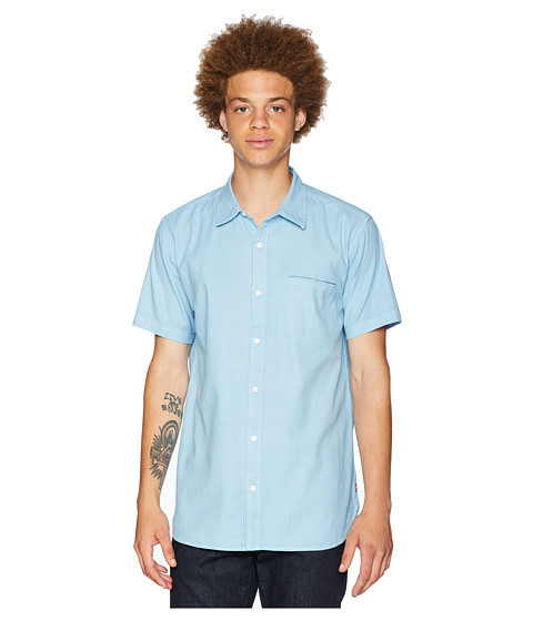 Imbracaminte Barbati Levi's Bloom Stretch Twill Short Sleeve Woven Allure