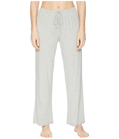Imbracaminte Femei LAUREN Ralph Lauren Separate Ankle Pajama Pants Grey Heather