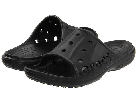 Incaltaminte Femei Crocs Baya Slide Black