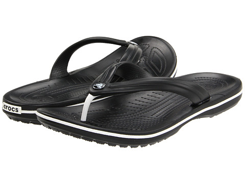 Incaltaminte Femei Crocs Crocband Flip Black