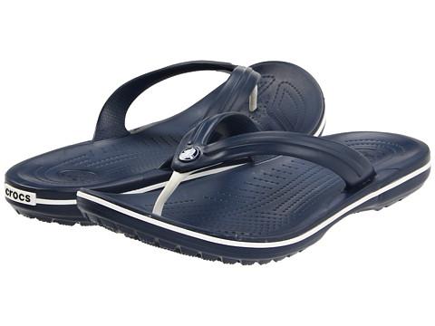 Incaltaminte Femei Crocs Crocband Flip Navy