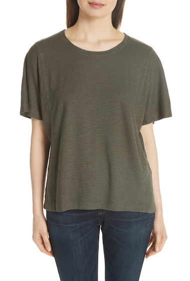Imbracaminte Femei Eileen Fisher Hemp Organic Cotton Top Regular Petite OREGA