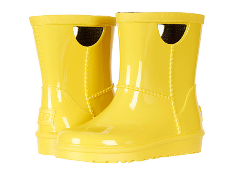 Incaltaminte Fete UGG Kids Rahjee (ToddlerLittle Kid) Lemon Yellow