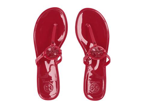 Incaltaminte Femei Tory Burch Mini Miller Flat Thong Ruby Red
