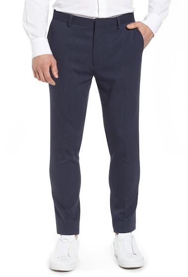 Imbracaminte Barbati TOPMAN Skinny Fit Como Trousers MID BLUE