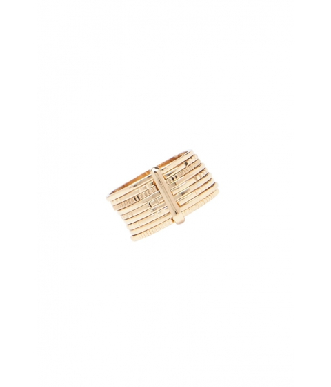 Bijuterii Femei Forever21 Etched Stacked Ring GOLD