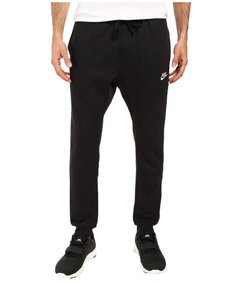 Imbracaminte Barbati Nike Sportswear Fleece Jogger BlackWhite