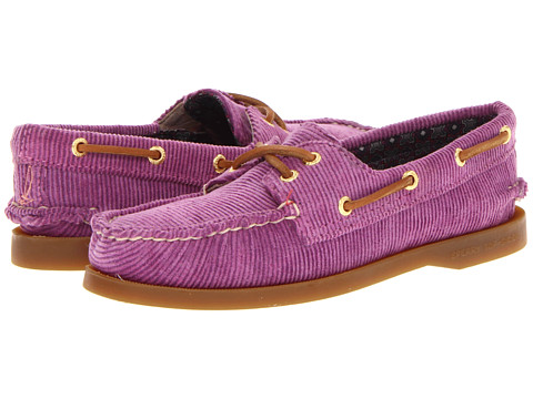 Incaltaminte Femei Sperry Top-Sider AO 2 Eye Berry Washed Corduroy