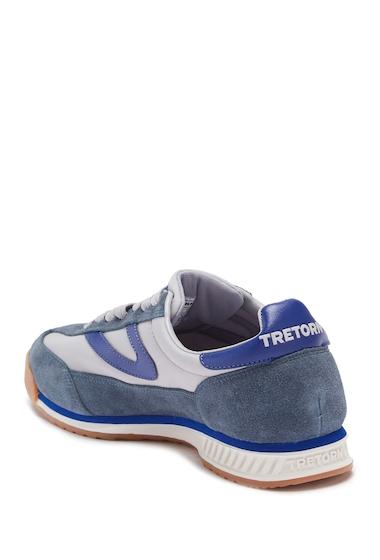 Incaltaminte Barbati Tretorn Rawlins Suede Sneaker MBL02