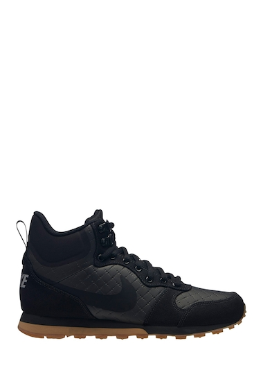 Incaltaminte Femei Nike MD Runner 2 MId Premium Sneaker 004 BLACKBLACK