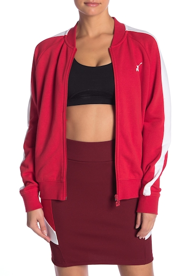 Imbracaminte Femei PUMA Classics Track Jacket RED