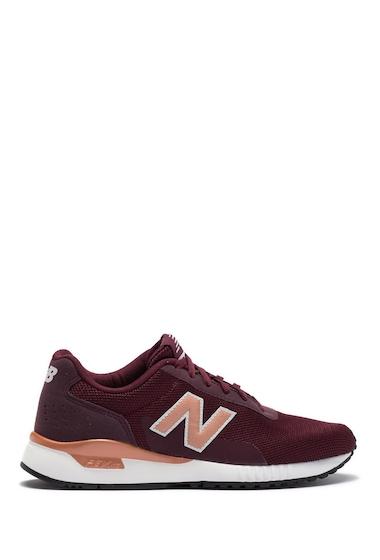 Incaltaminte Femei New Balance 5v2 Casual Sneaker BURGUNDY