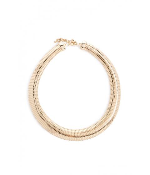 Bijuterii Femei Forever21 Chunky Collar Necklace GOLD