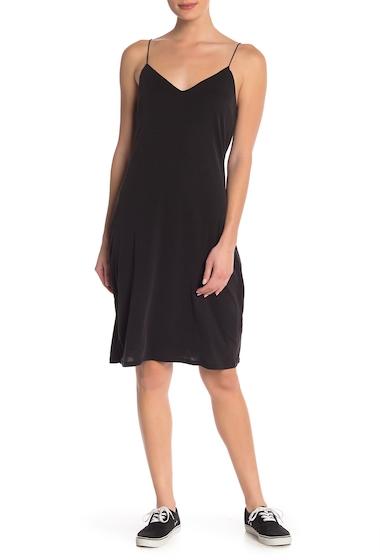 Imbracaminte Femei Volcom Mojo Dojo Slip Dress BLACK