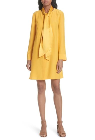 Imbracaminte Femei Tory Burch Sophia Shift Dress GOLDEN CREST