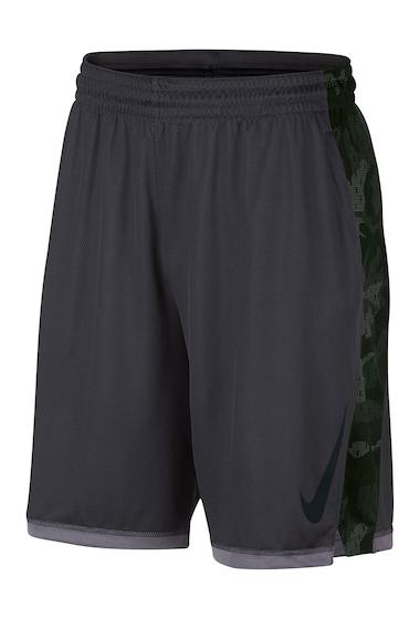 Imbracaminte Barbati Nike Hardwood Shorts ANTHRABLACK