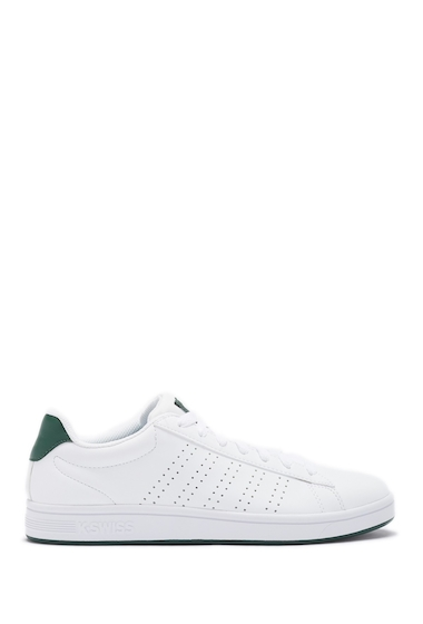Incaltaminte Barbati K-Swiss Court Casper Sneaker WHITEDARK GREEN