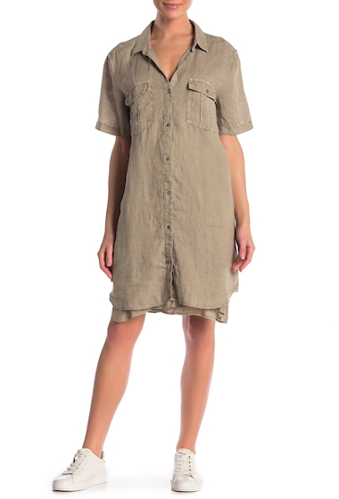 Imbracaminte Femei James Perse Utility Shirt Dress COYP