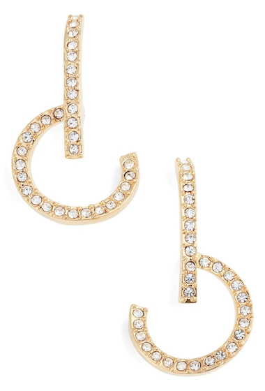 Bijuterii Femei Vince Camuto Lobe and Hoop Earrings GOLD