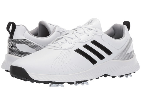 Incaltaminte Femei adidas Golf Response Bounce Footwear WhiteCore BlackSilver Metallic
