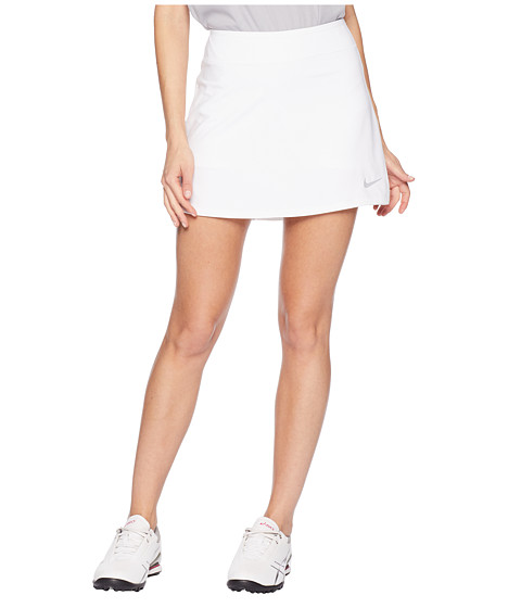 Imbracaminte Femei Nike Golf Dry Skort Knit 15quot WhiteFlat Silver