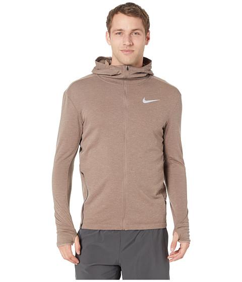 Imbracaminte Barbati Nike Sphere Element Hoodie Full Zip 20 Mink BrownHeather