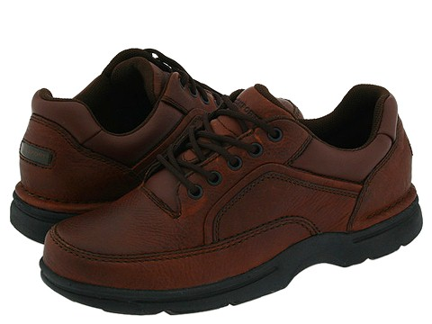 Incaltaminte Barbati Rockport Eureka Brown Leather