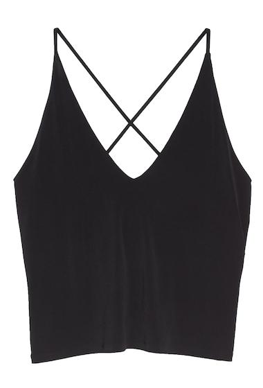 Imbracaminte Femei Leith Deep V Halter Cami Regular Plus Size BLACK