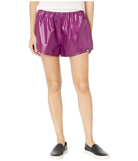 Imbracaminte Femei Juicy Couture Juicy Logo Nylon Shorts Purple OrchidLavender