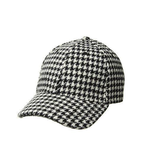 Accesorii Femei Michael Stars Cozy Patterned Cap Black